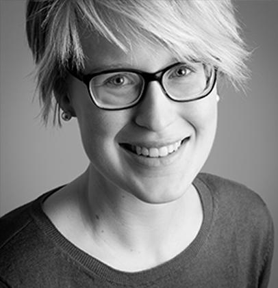 Portretfoto van Alice Wächter penningmeester van het bestuur