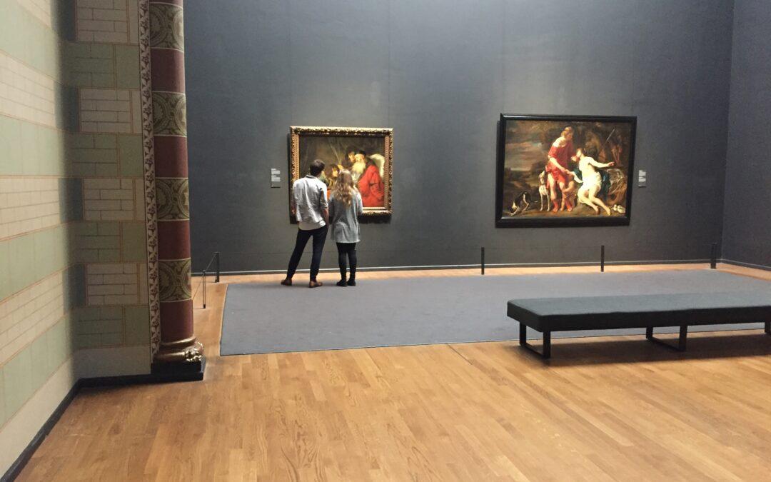 Margot Ros: Onbeperkt naar het museum